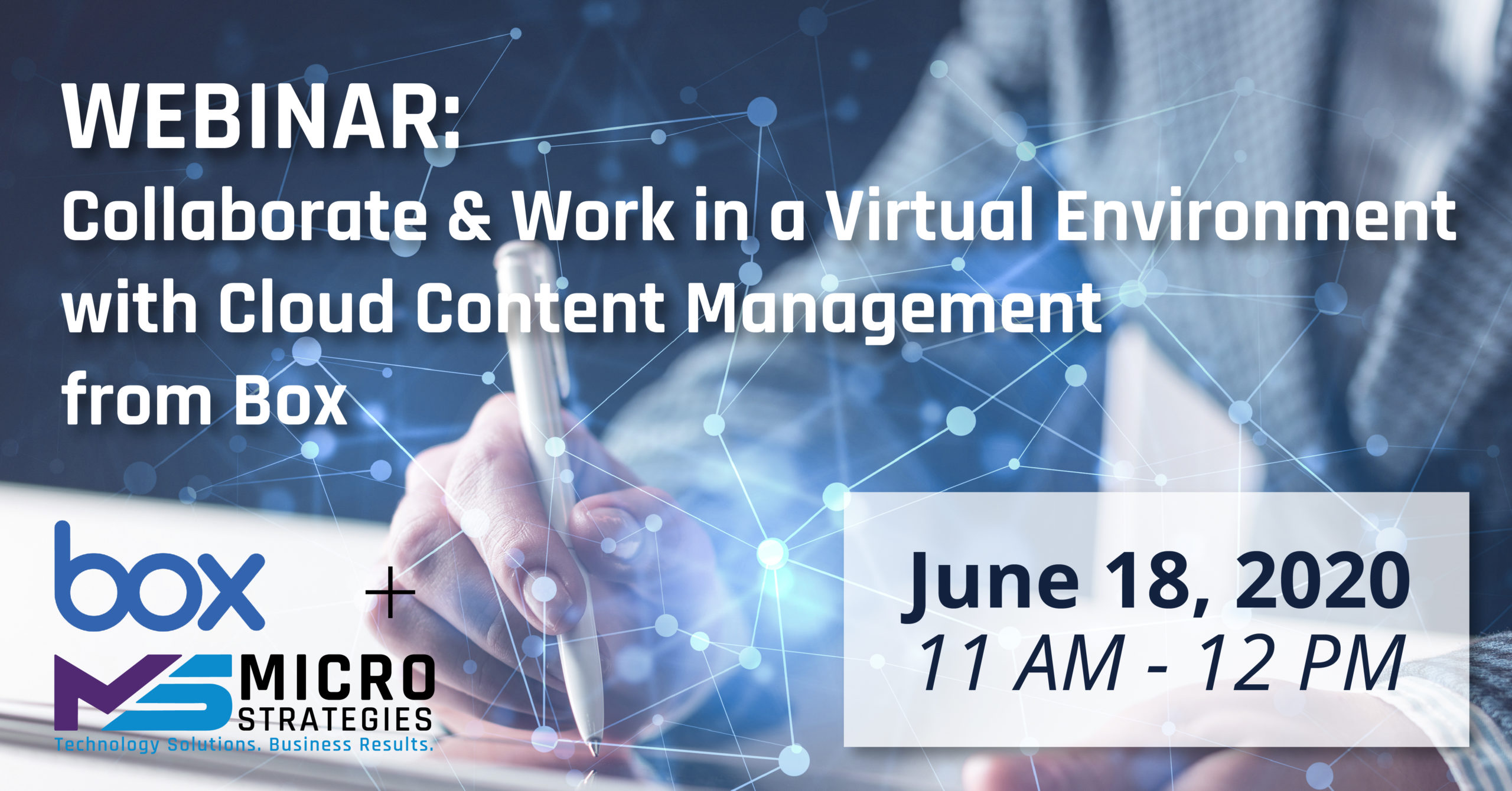 Collaborate & Work in a Virtual Environment with Cloud Content Management from Box