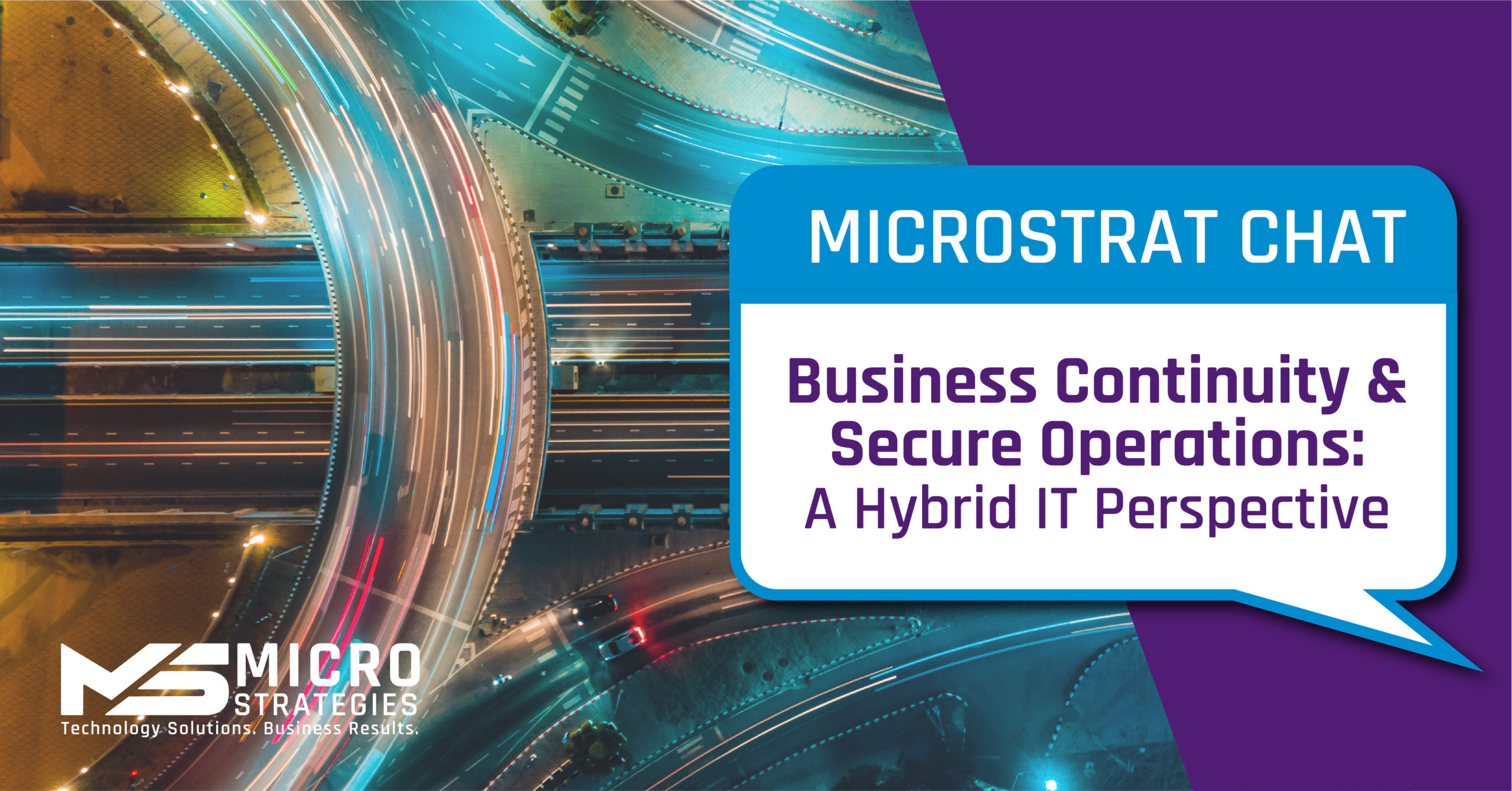 Business Continuity & Secure Operations: A Hybrid IT Perspective