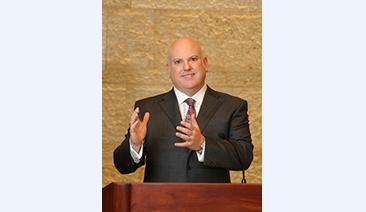 Leader Michael Schuckman