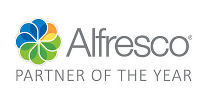 Alfresco partner of the year