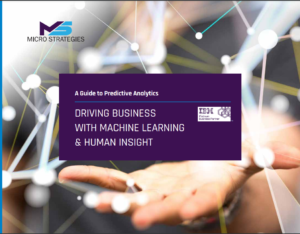 Driving Business with Machine Learning & Human Insight