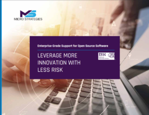 Leverage More Innovation with Less Risk