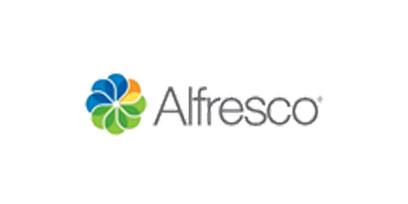 Logo Alfresco