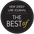 NJ Law Journal Award
